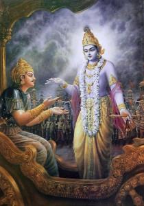 SriKrishna-Arjuna