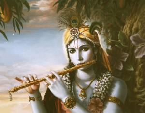Krishna-Flute