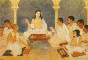 Mahaprabhu's school
