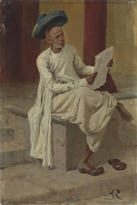 brahmin reading