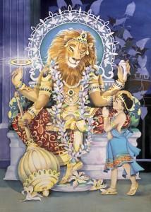 Nrisimha-Prahlad