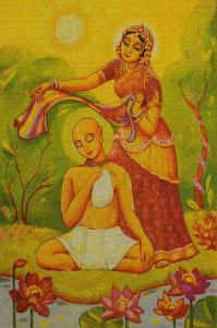 Radha-Raghunath