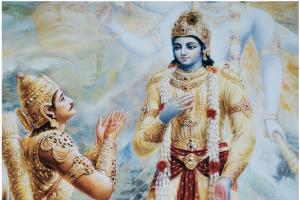 krishna-arjun