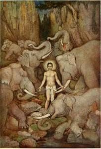 220px-Prahlada_overcoming_the_elephant