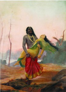 Ravana-Sita