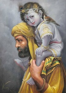 Krishna-Nanda Maharaj